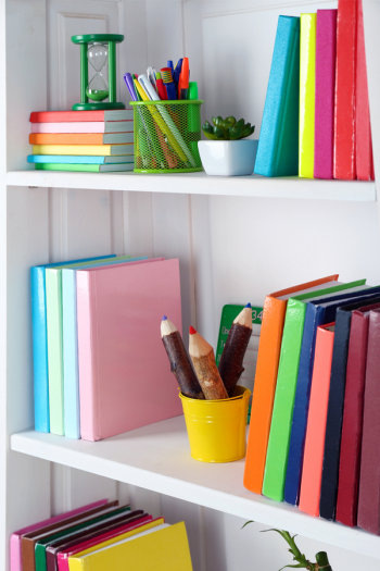 An organized home office is important not just for productivity, but also for your comfort and convenience. Here is where you'll find all my best ideas for home office organization--including how to be organized when you're working on the go! And don't be afraid to add some color!