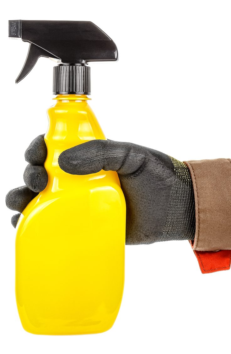 Conquer kitchen grease with an easy, two-ingredient homemade degreaser cleaner. You will love cleaning with it!