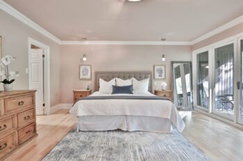DIY Bedroom organization ideas
