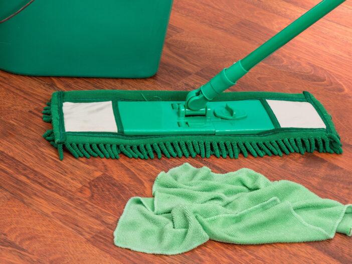 The Cuban mop