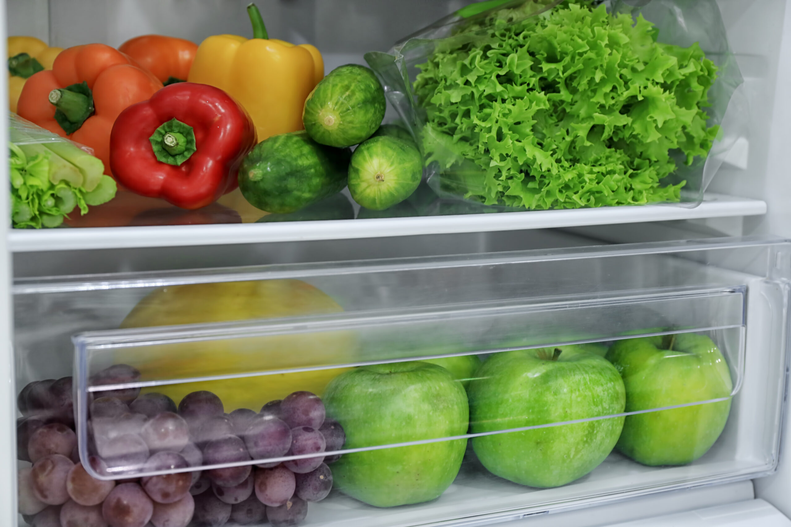 How to create space in your fridge